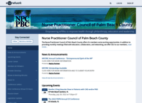 Nurse Practitioner Council Of Palm Beach County