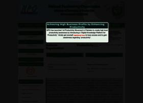 npo.gov.pk