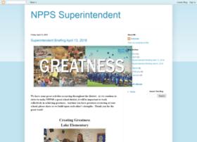 Nppssuperintendent.blogspot.com
