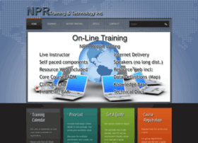 nprtraining.com