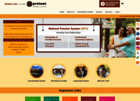 Npscra.nsdl.co.in