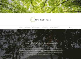 npsretirees.org