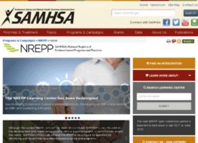 nrepp.samhsa.gov