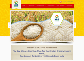 nrgfoods.in