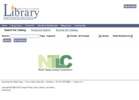 nrh.northtexaslibraries.org