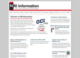nriinformation.com