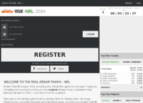 nrldreamteam.virtualsports.com.au