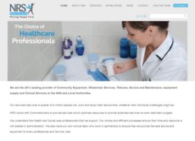 nrshealthcare.com