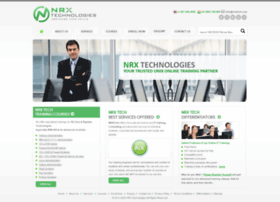 nrxtech.com