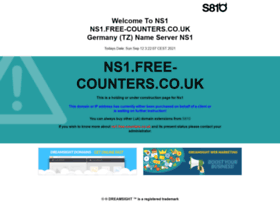 ns1.free-counters.co.uk