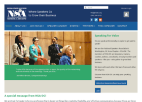 nsadc.org