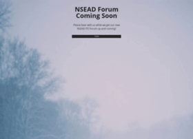nsead.org.uk