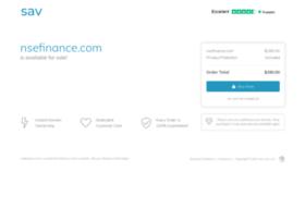 nsefinance.com