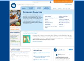 nsfconsumer.org