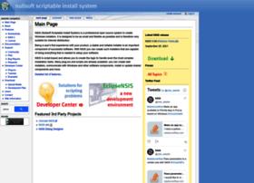 nsis.sf.net