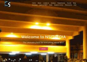 nsitpedia.collegespace.in