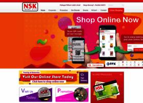 nsktrade.com