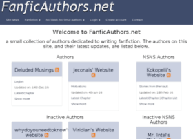 nsns.fanficauthors.net