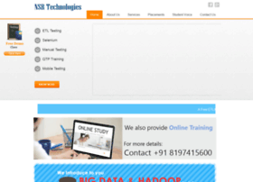 nsrtechnologies.co.in