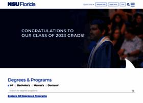 nsu.nova.edu