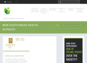 nsw-health-retreat.healthretreatsaustralia.com