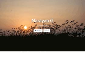 nswamy.com