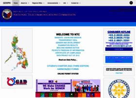 ntc.gov.ph
