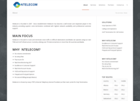 ntelecom.net