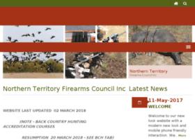 ntfirearms.darwinwebdesign.com.au