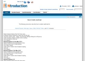 ntroduction.com
