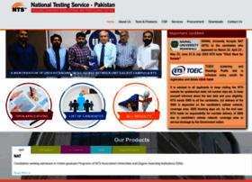 nts.org.pk
