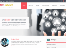 ntsinfotechindia.com