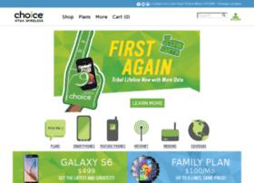 ntua.choice-wireless.com