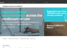 nuancehealthcare.com