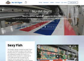 nuartsigns.net