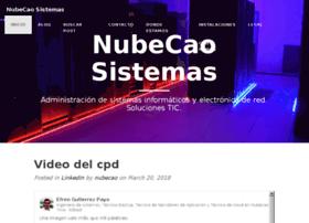nubecao.com