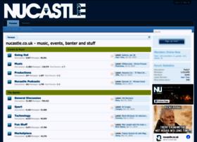 nucastle.co.uk