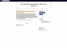 nuchemrosenberg.blogspot.com