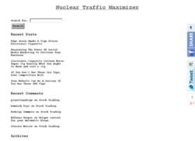 nuclear-traffic-maximizer.com
