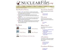 nuclearfiles.com
