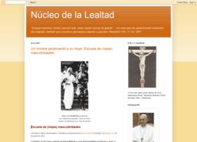 nucleodelalealtad.blogspot.com