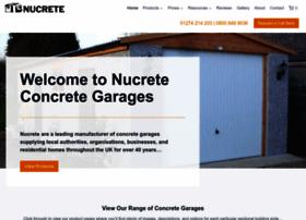 nucrete.co.uk