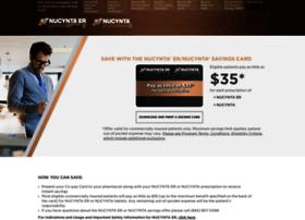 nucynta.com