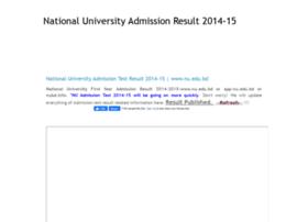 nuedubd-admissions.blogspot.com