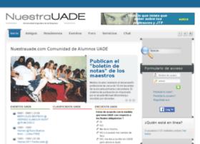 nuestrauade.com