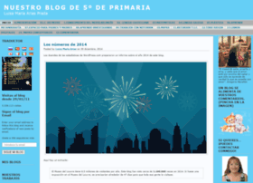 nuestroblogde5primaria.wordpress.com