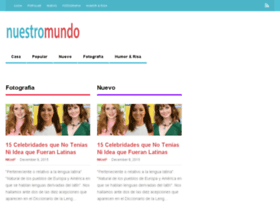 nuestromundo.mx