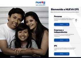 nuevaeps.com.co