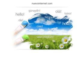 nuevointernet.com