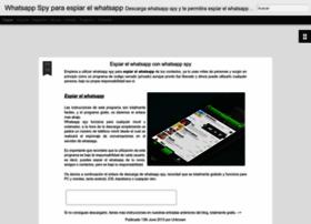 nuevowhatsappspy.blogspot.com.es